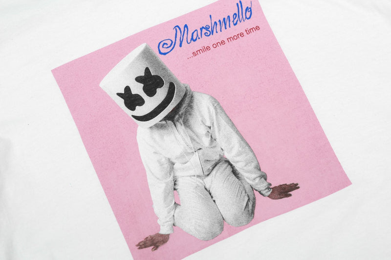 Smile One More Time L/S Shirt LONG SLEEVE MelloGang