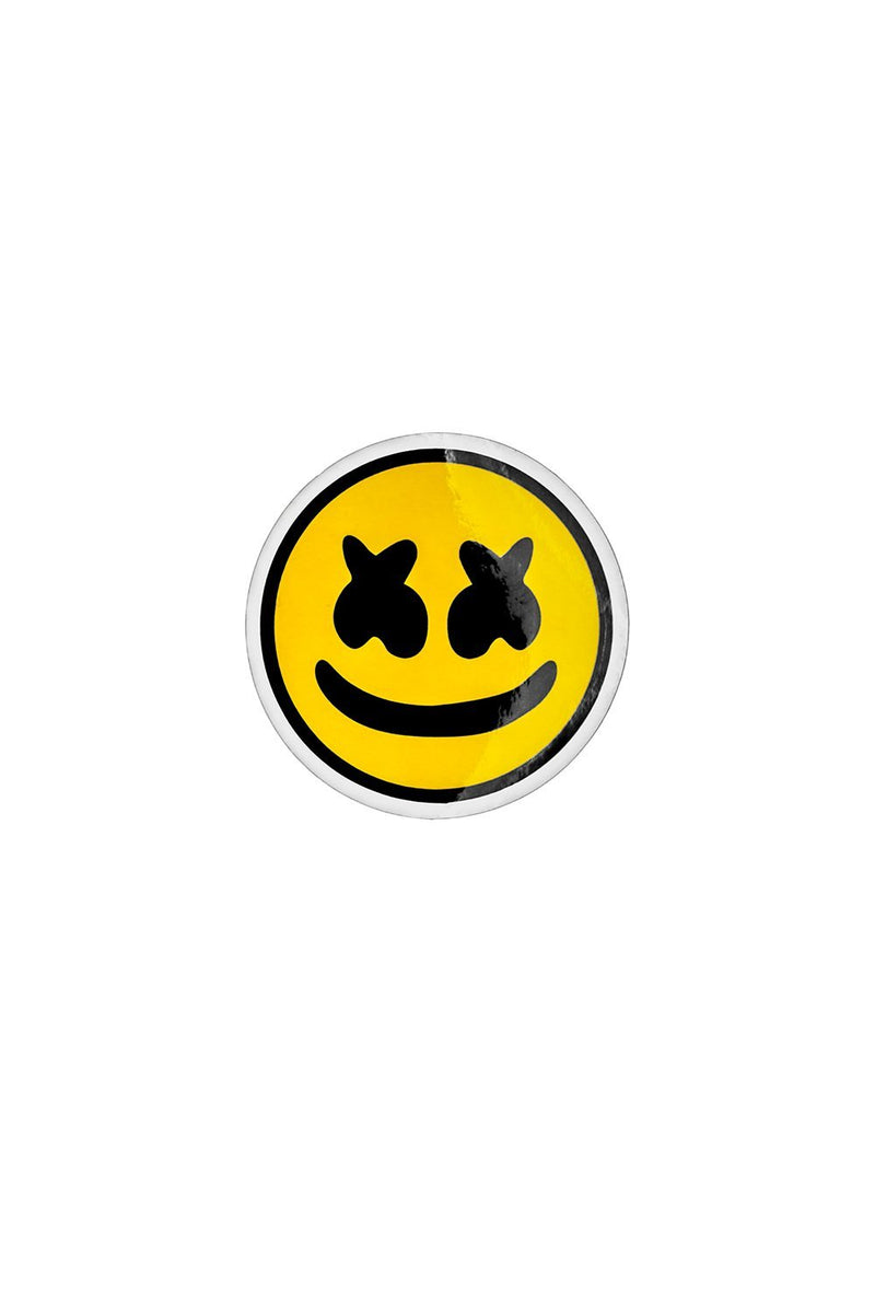 Smiley Sticker ACCESSORIES MelloGang