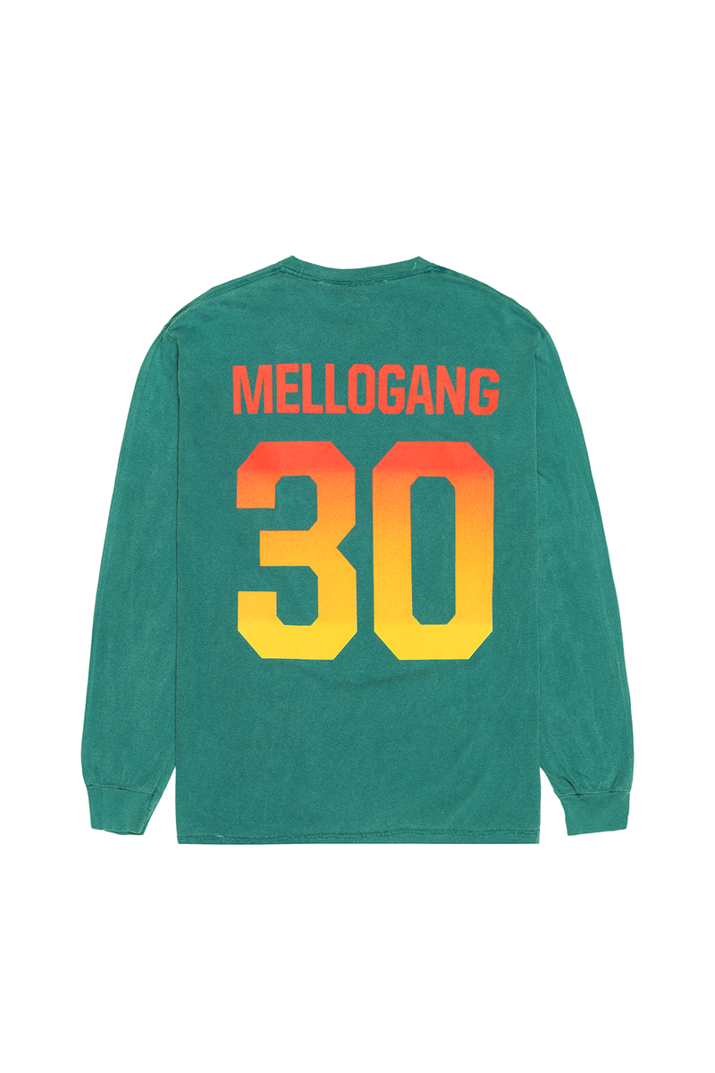 Sunset Mellogang 30 L/S Shirt LONG SLEEVE Mellogang