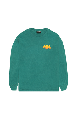 Sunset Mellogang 30 L/S Shirt LONG SLEEVE Mellogang S Emerald