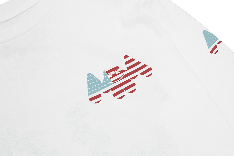 USA Mellogang 30 L/S Shirt LONG SLEEVE Mellogang