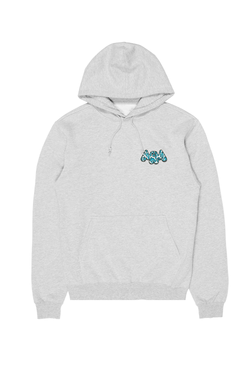Wavy Mellogang 30 Hoodie OUTERWEAR Mellogang S Athletic Heather