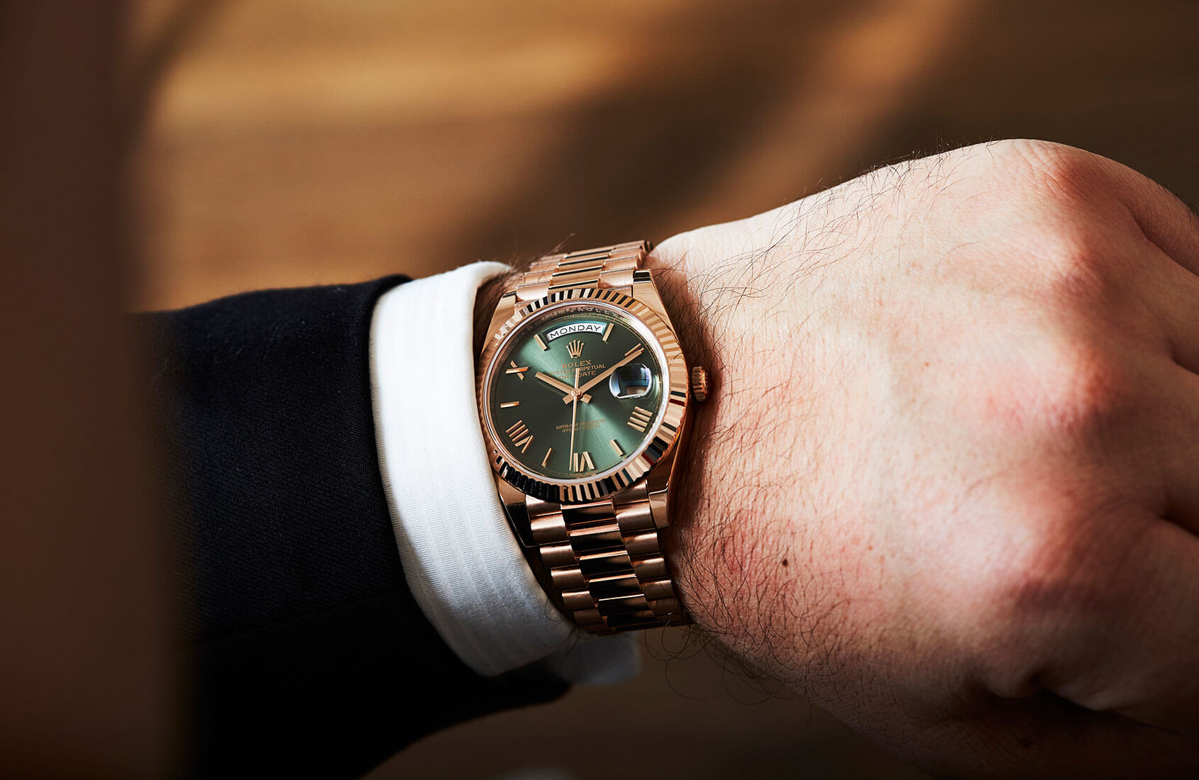 replica rolex submariner gold