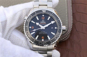 Omega Planet Ocean 600M Co-Axial 232.30.38.20.01.002 - Watches-2019