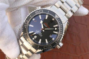 Omega Seamaster Planet Ocean Black Dial 215.30.44.21.01.001 - Watches-2019