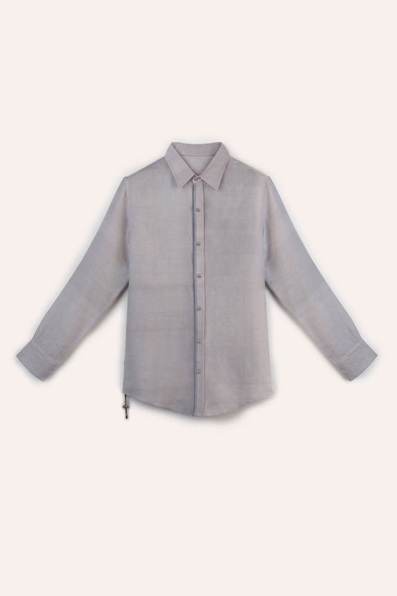 Mala Shirt, Light Grey