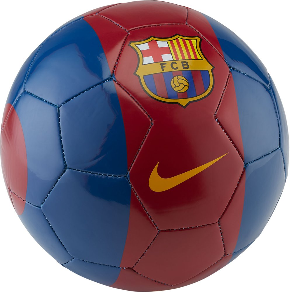 Soccer Ball Barcelona Fan