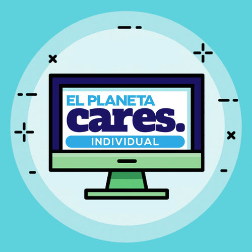 1. EL Planeta Cares - Individual Subscription