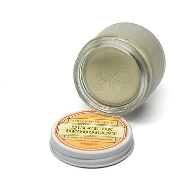 Pre-order for DECEMBER: Dulce de Déodorant 2 oz