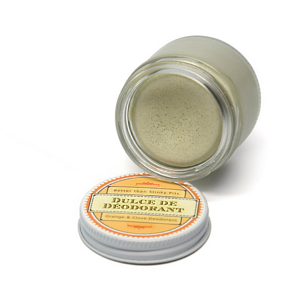 Dulce de Déodorant: Orange and Clove 2 oz