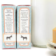 Pre-order for May 20th: Orange Turmeric Donkey Milk Soap 4.5 oz