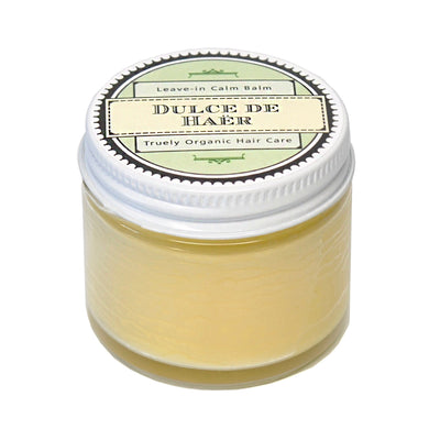 "PRE-ORDER for DECEMBER: Dulce de Haër ""Calm Balm"" 2 oz"