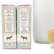 Pre-order for May 20th: Colloidal Oat & Honey Donkey Milk Soap 4.5 oz