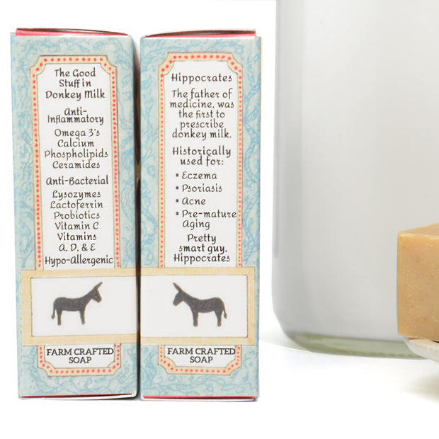 Pre-order for May 1st: Donkey Milk, Quail Egg, & Beet Root Soap 4.5 oz