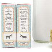 Pre-order for APRIL 30th: Rosemary Mint Donkey Milk Soap 4.5 oz