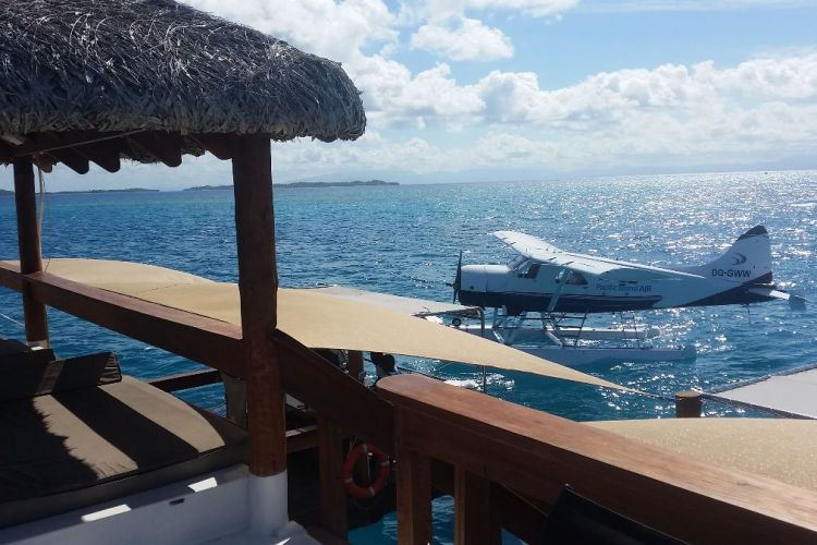 Seaplane Trip – Cloud 9