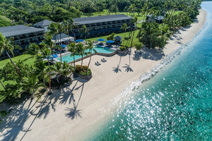 Shangri-La's Fijian Resort & Spa - 6 Days/5 Nights