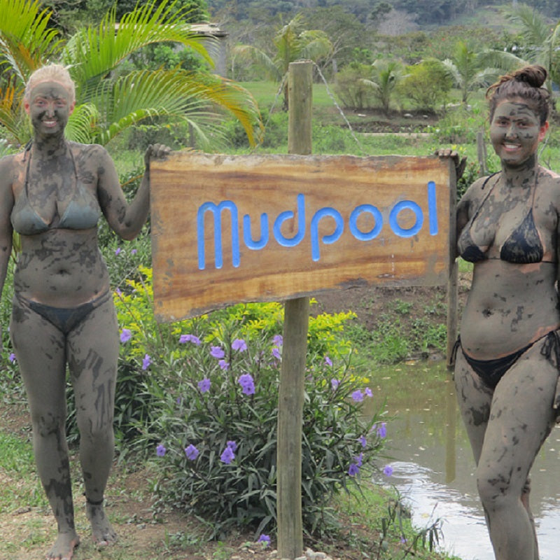 Aqua – Mud Pool Tour