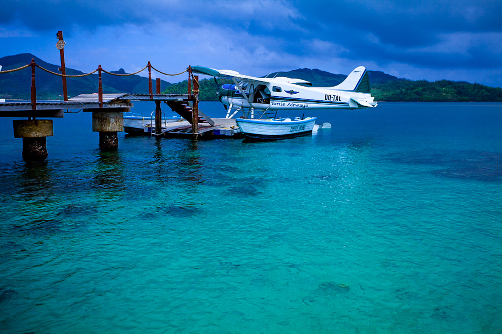 Sea Plane - Island Resort Transfers