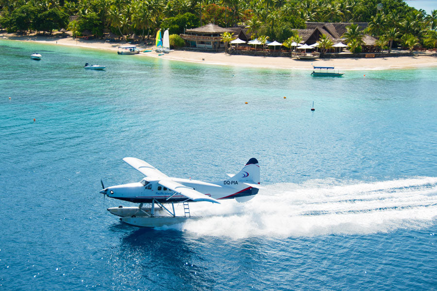 Sea Plane Trip – Swim with Manta Rays (Day tour to Mantaray Island Resort)