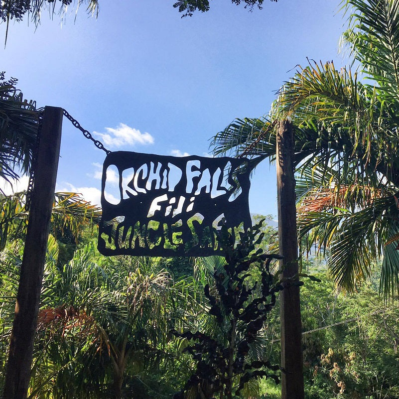 Zipline & Waterfall Tour Fiji