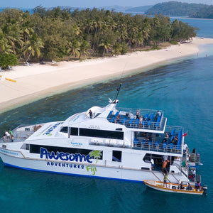 Explore Yasawa Islands
