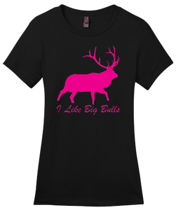 Short Sleeve I Like Big Bulls T-Shirt