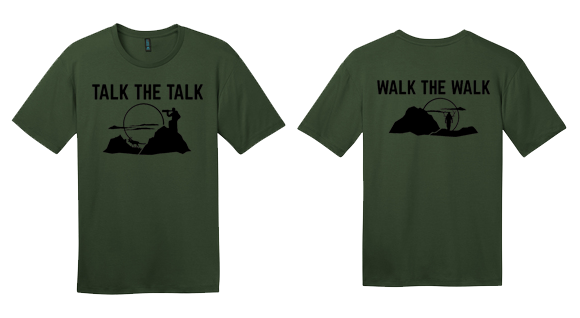 Short Sleeve Talk The Talk T-Shirt