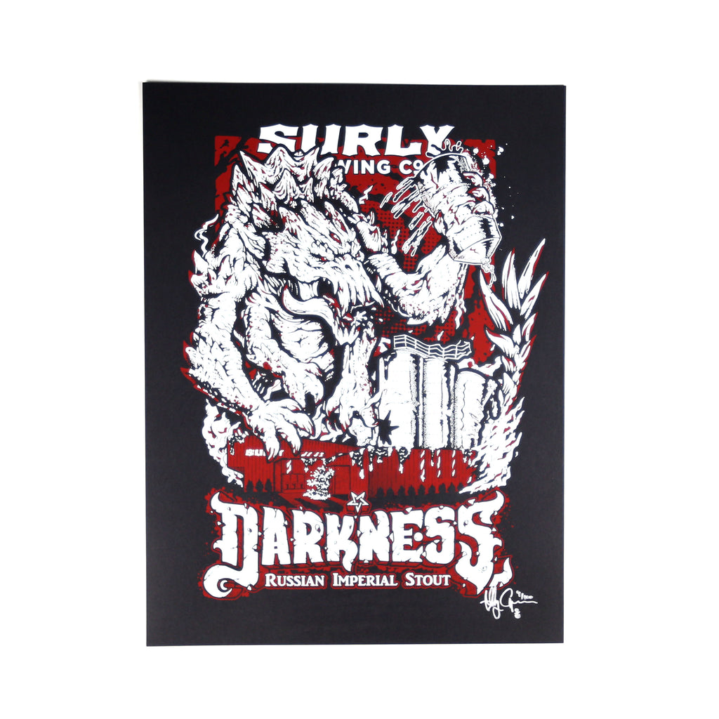 Surly Darkness 2019 Poster