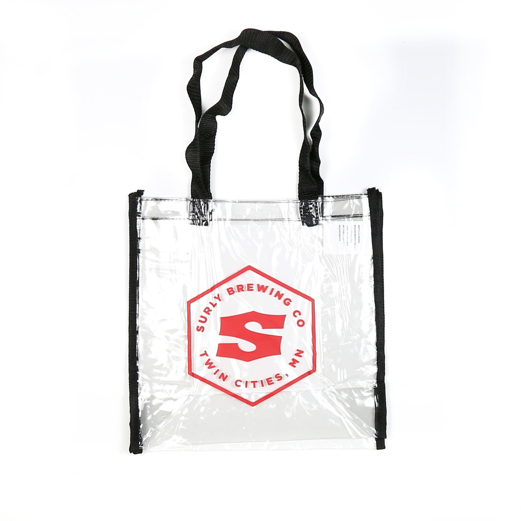 Surly Hex Clear Tote