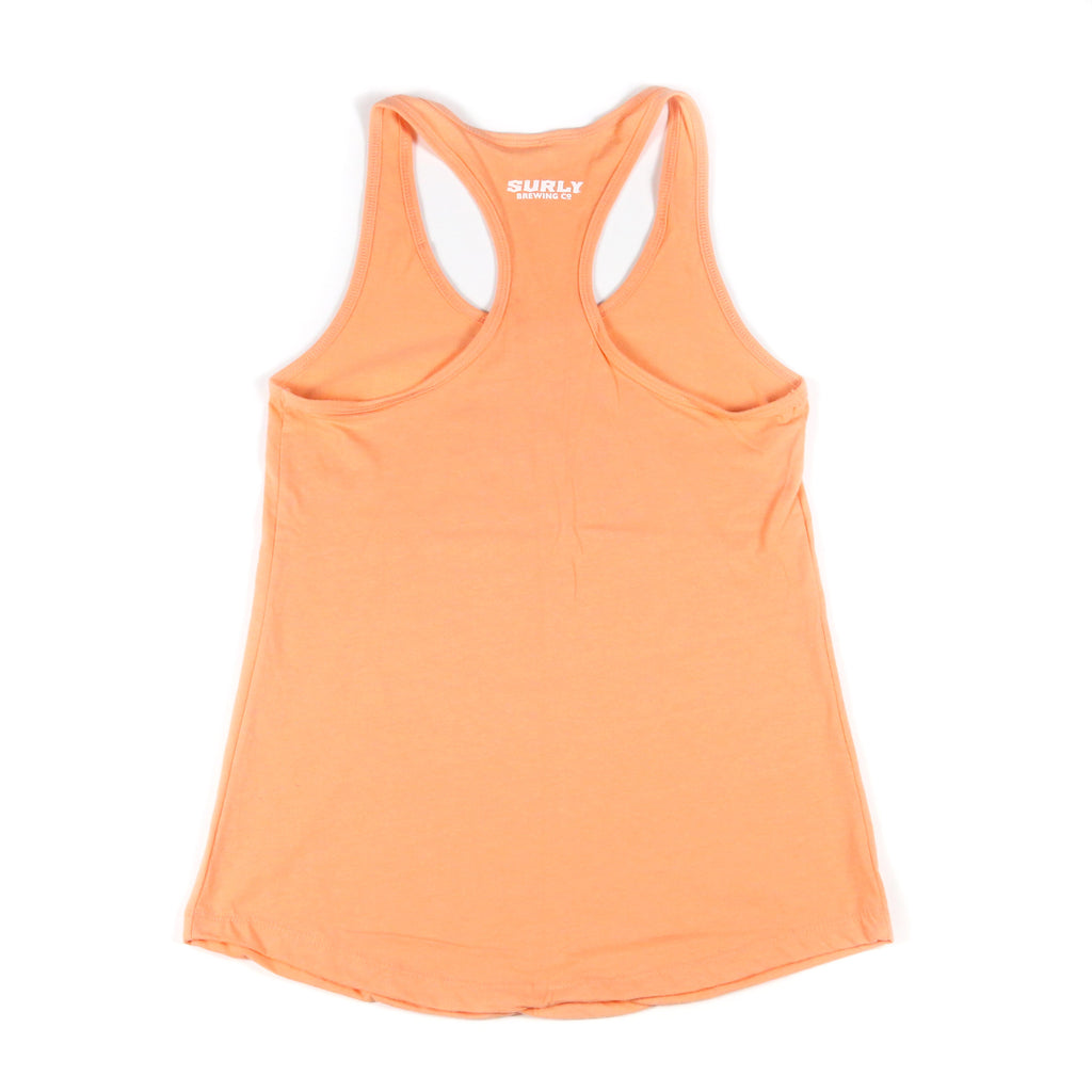 Women's Heat Slayer Tank Top - Orange