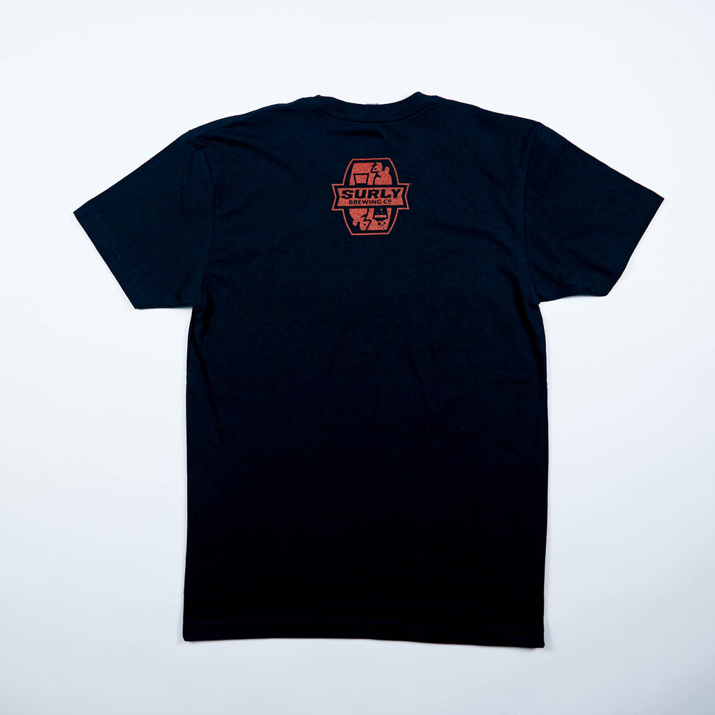 Men's Furious Black Tee