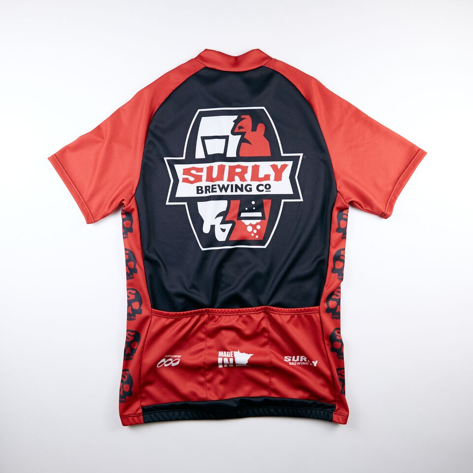 Women's 2018 SURLY Cycling Jersey - XL Only