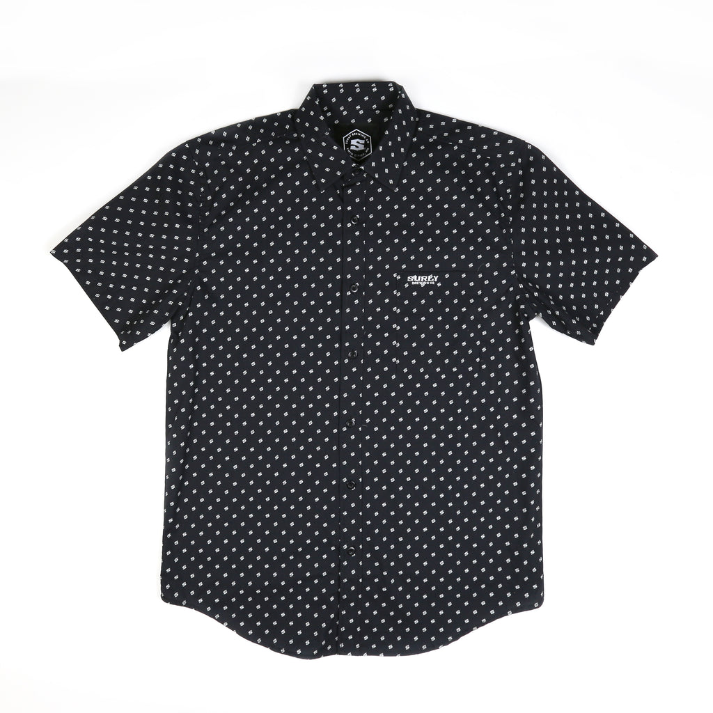 Surly Short Sleeve Button Up
