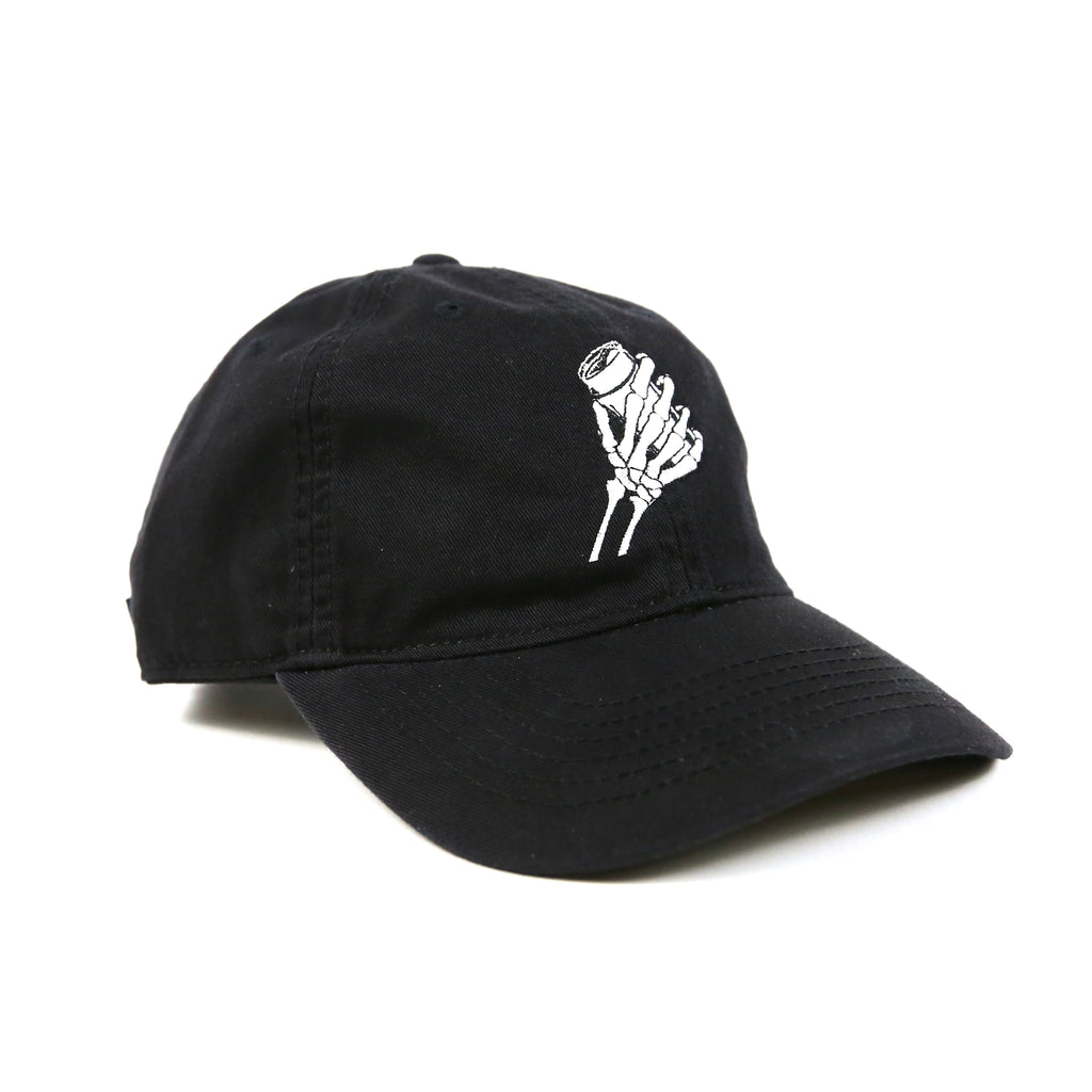 Skeleton Hand Dad Hat