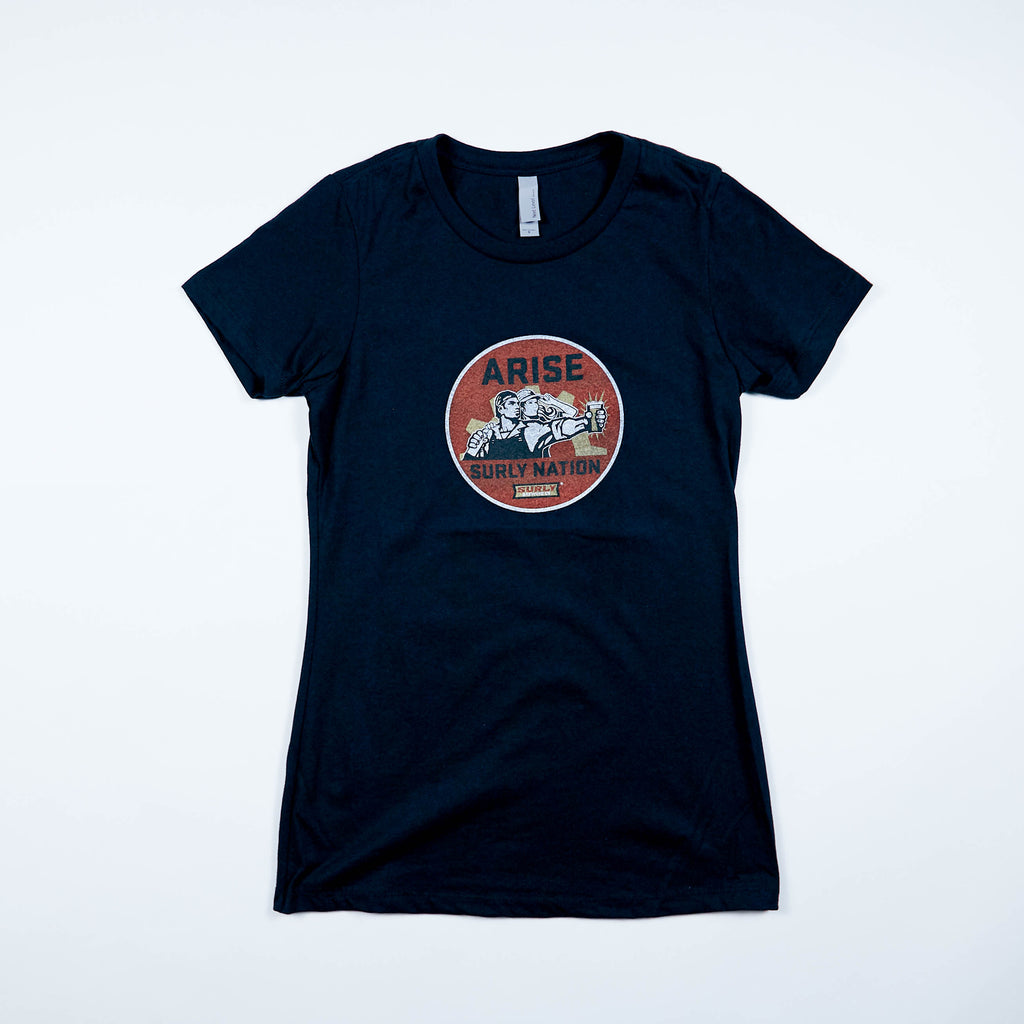 Women's Arise Tee  - Black