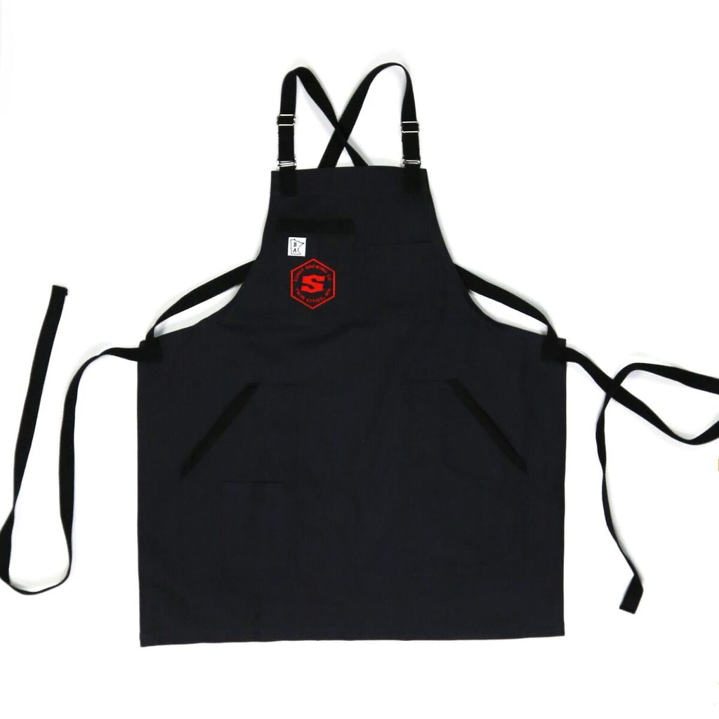 Surly Hex Logo Craftmade Apron