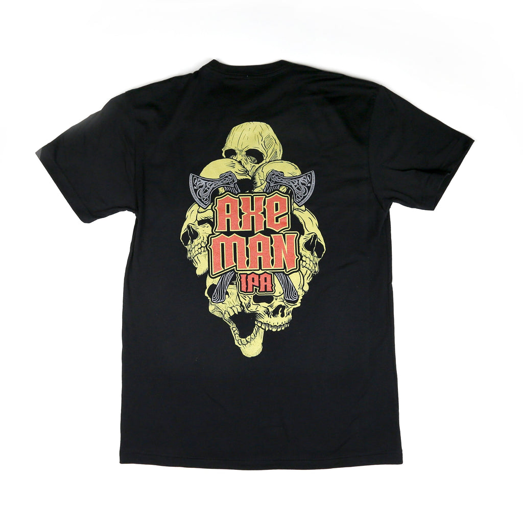 Surly Axe Man Tee - Black