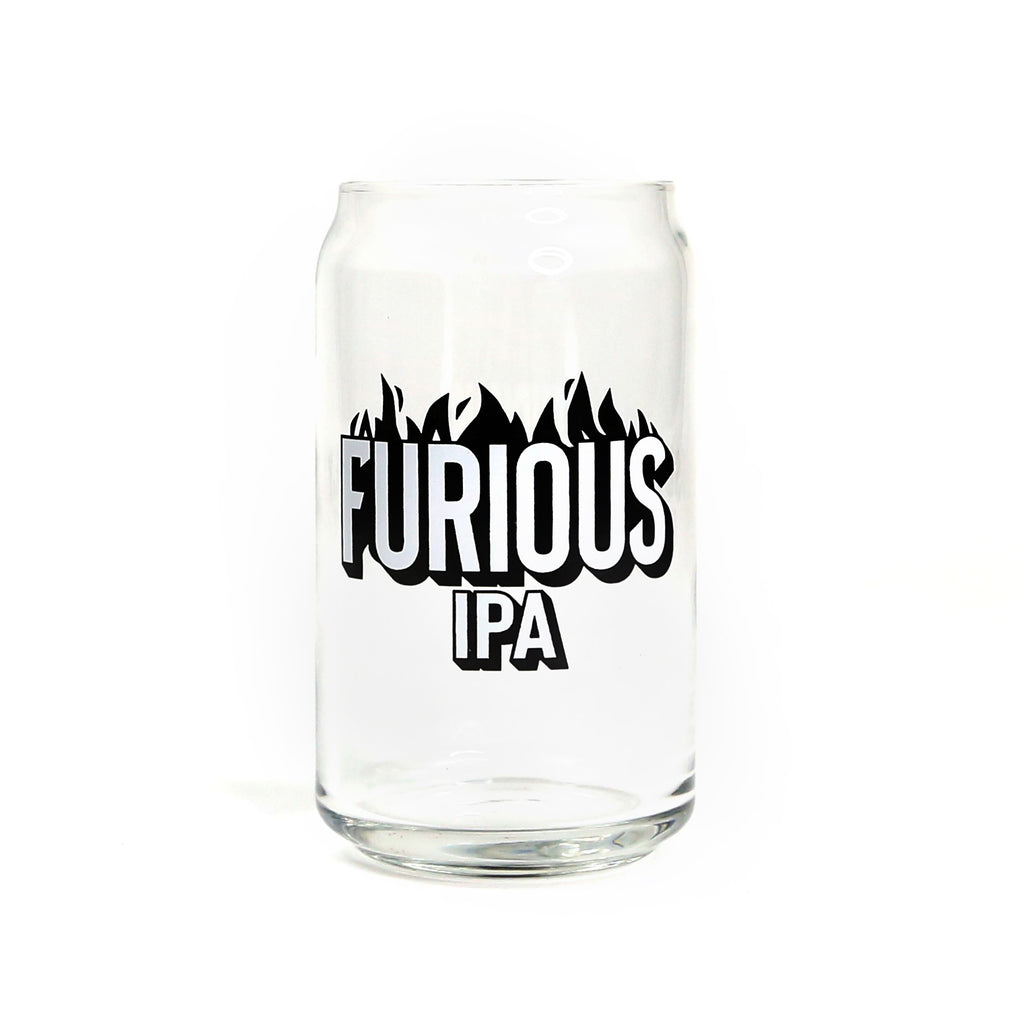 Furious Can Glass