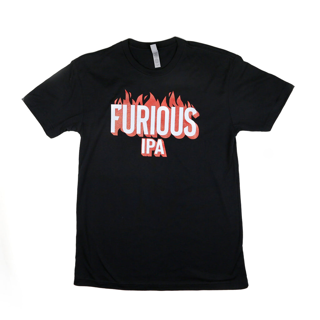 Surly Furious Tee - Black