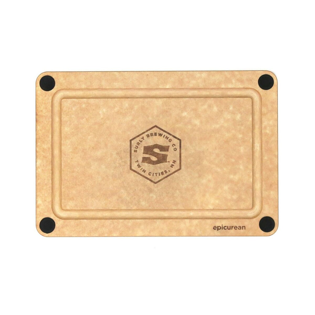 Hex Logo Cutting Board - Small Bar Board