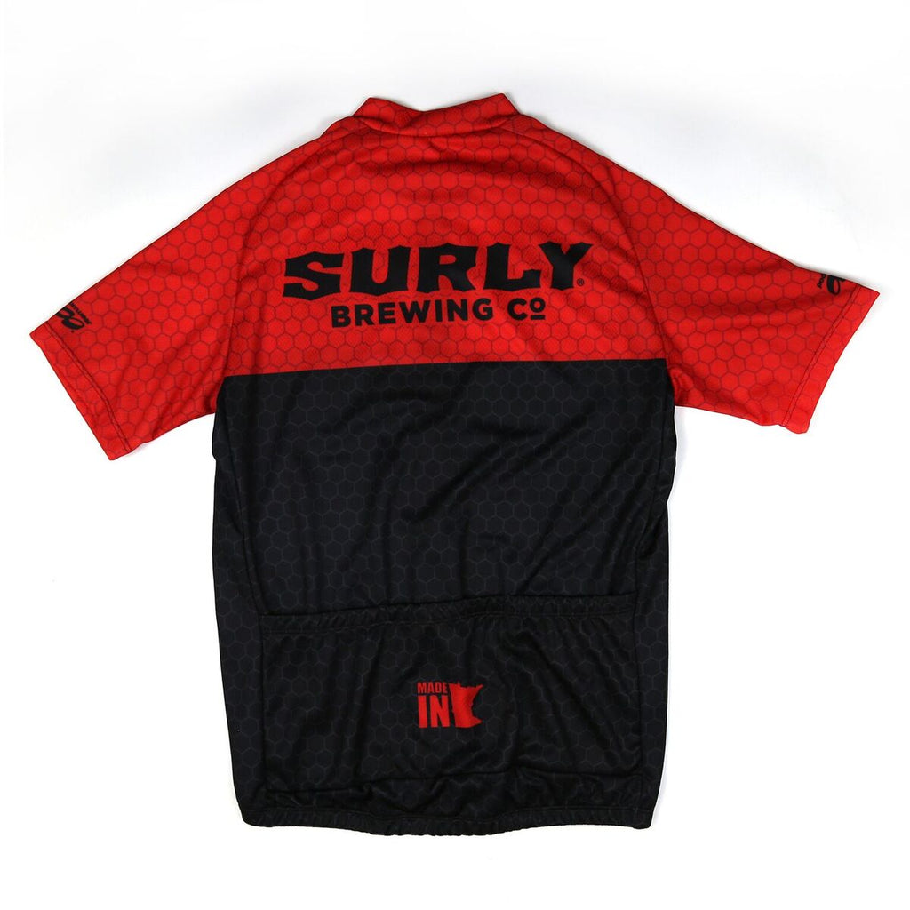 2019 Surly Cycling Jersey - Black