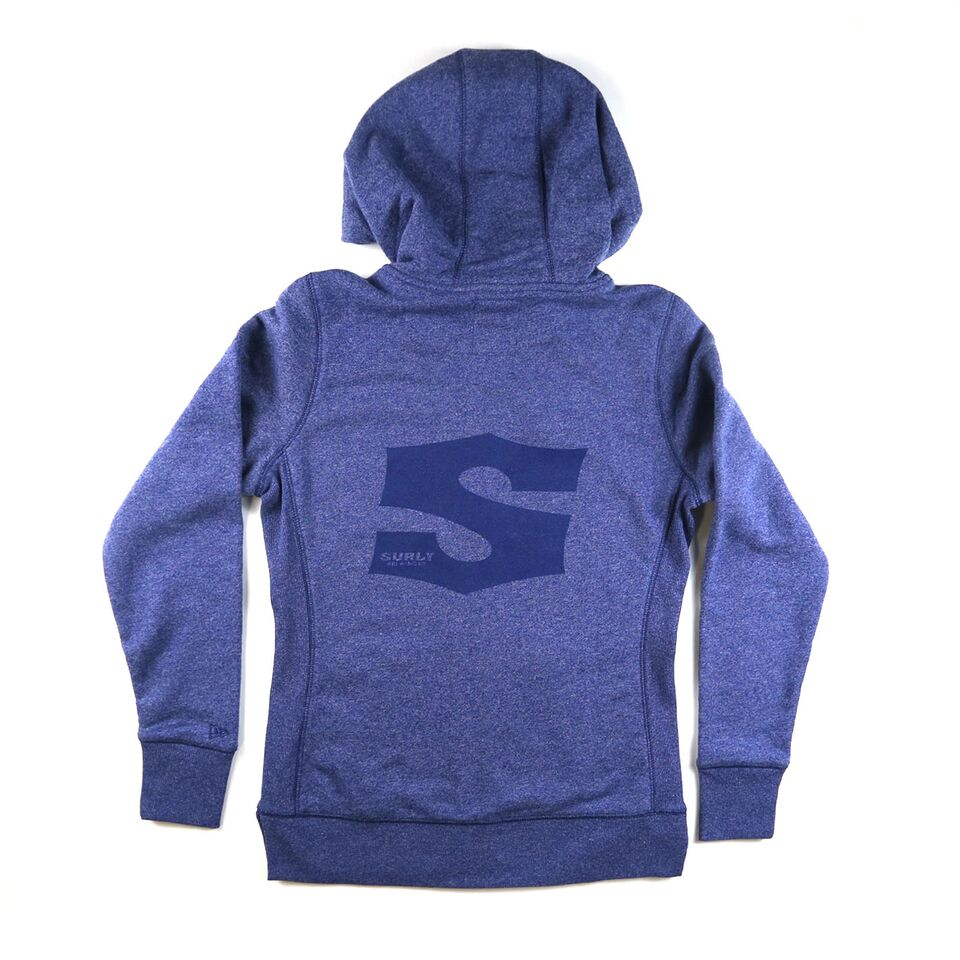 Women's S Logo Zippy - Navy