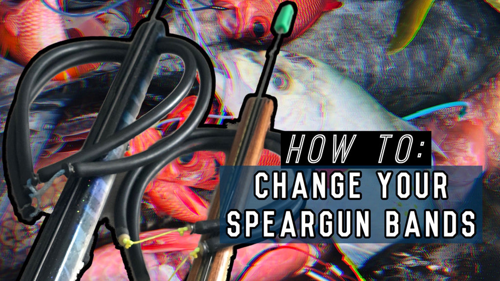 Changing Your Speargun Bands
