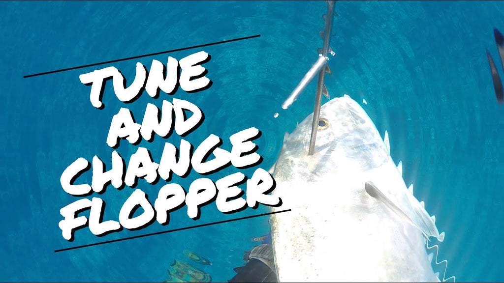 How To Change & Tune Your Speargun Shaft Flopper