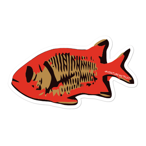 Menpachi Sticker