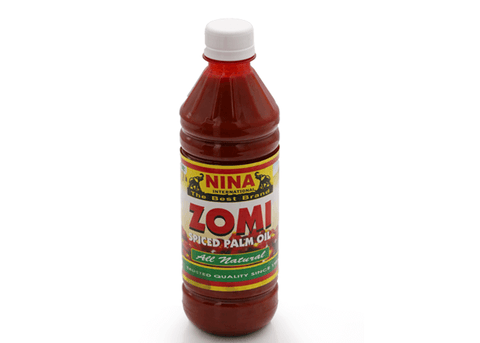 Zomi -Spiced Palm Oil