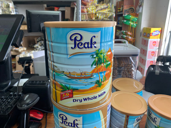 Peak Dry Whole Milk 2500g