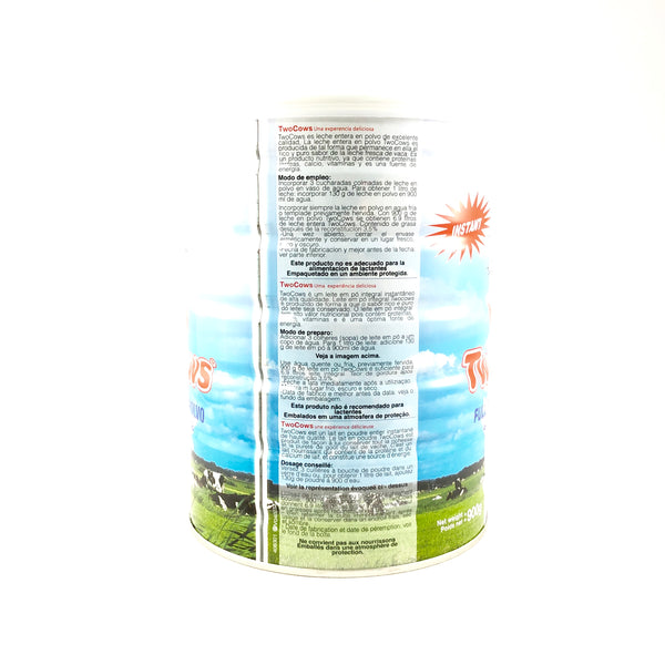 TwoCows Milk Powder 900g