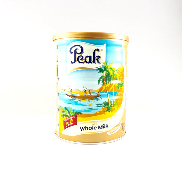 Peak Dry Whole Milk 900g